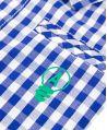 Camisa Niño AYGEY Azul Cuadros