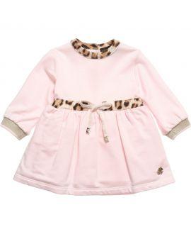 Vestido Bebé Rosa Roberto Cavalli Kids