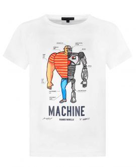 Camiseta Niño FRANKIE MORELLO Machine Color