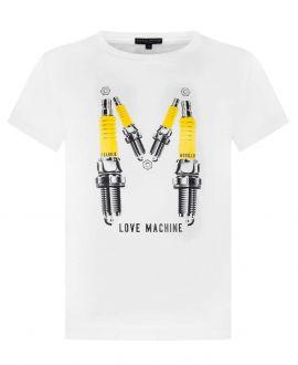 Camiseta Niño FRANKIE MORELLO M Amarilla