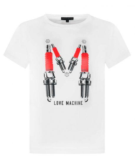 Camiseta Niño FRANKIE MORELLO M Roja