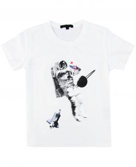 Camiseta Niño FRANKIE MORELLO Astronauta