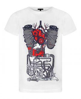 Camiseta Niño FRANKIE MORELLO Maquinaria