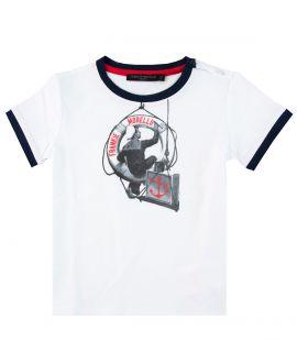 Camiseta Bebe Niño FRANKIE MORELLO Salvavidas