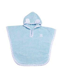 Capa de Baño BABY TOUS Gris