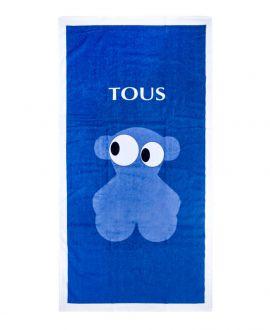 Toalla Playa BABY TOUS Azul