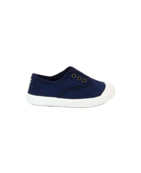 Zapatillas Victoria Niños Azul Marino