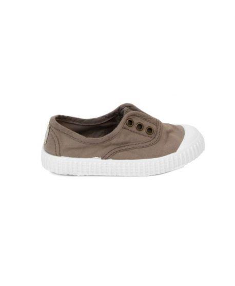 Zapatillas Victoria Niños Modelo Stone