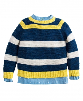 Conjunto Niño NANOS Jersey y Camisa