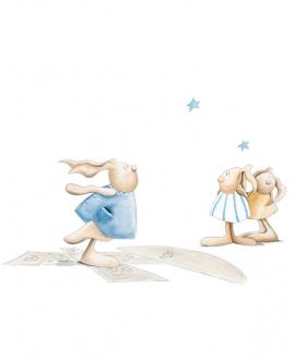 Papel Pintado Infantil Jumping Coordonné