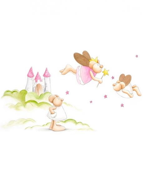 Papel Pintado Infantil Playground Coordonné