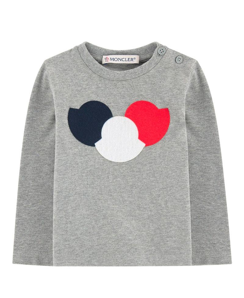 Moncler Shirts Niño