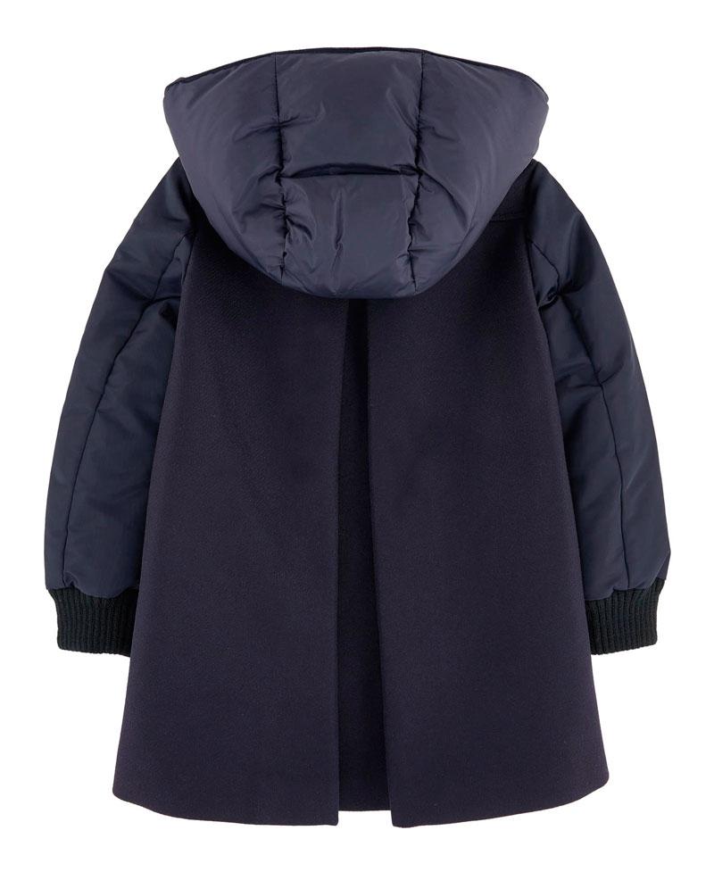 abrigos plumas niñas moncler