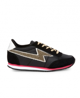 Zapatillas Niños LITTLE MARC JACOBS Sneakers Negras