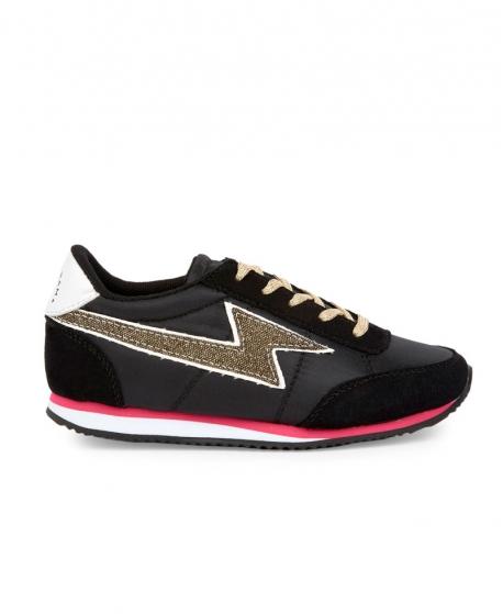 Zapatillas Niños LITTLE MARC JACOBS Sneakers Negras
