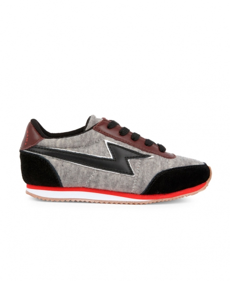 Zapatillas Niños LITTLE MARC JACOBS Sneakers Grises