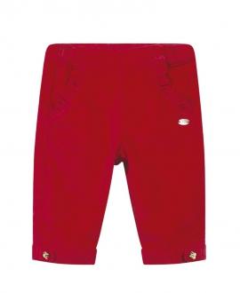 Pantalon Bebe Niña TARTINE ET CHOCOLAT Micropana Rojo