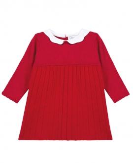Vestido Bebe Niña TARTINE ET CHOCOLAT Tablas Rojo