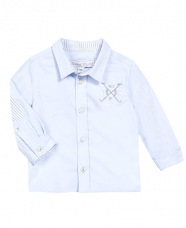 Camisa Niño TARTINE ET CHOCOLAT Azul Polo