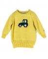 Jersey Punto Amarillo  Bebe Niño Tractor
