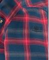 Camisa Niño ZADIG & VOLTAIRE Cuadros Rojo