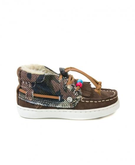 Zapatos Niño DOLFIE Landom Camo