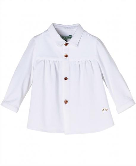 Camisa NANOS Bebe Niño Coderas