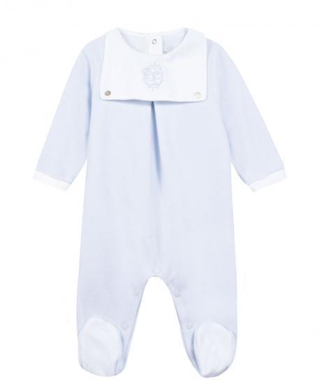 Pijama Canastilla TARTINE ET CHOCOLAT Azul Cielo