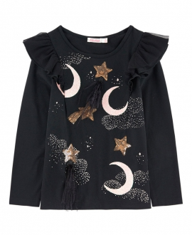 Camiseta Niña BILLIEBLUSH Night