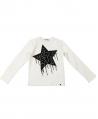 Camiseta Niña MISS GRANT Estrella Negra
