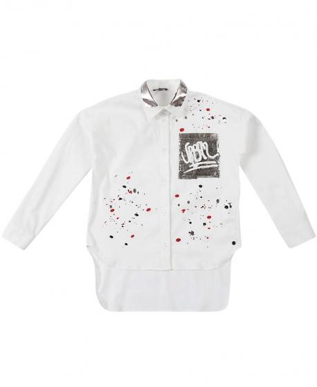 Camisa Niña MISS GRANT Salpicaduras