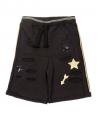 Pantalon Niña SO TWEE Negro Detalles Oro