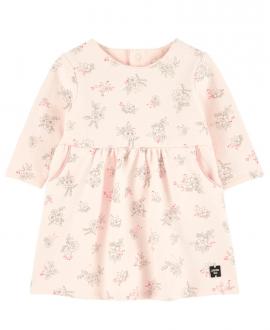 Vestido Bebe Niña CARREMENT BEAU Rosa Flores