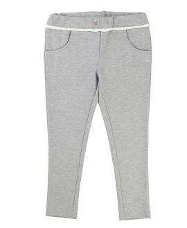 Pantalon Niña CARREMENT BEAU Gris Claro