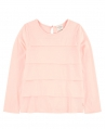 Camiseta Niña CARREMENT BEAU  Rosa
