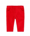 Pantalon Largo Niño TARTINE ET CHOCOLAT Micropana Rojo