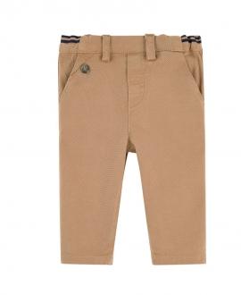Pantalon Niño TARTINE ET CHOCOLAT Camel