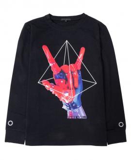 Camiseta Niño FRANKIE MORELLO Mano Robótica
