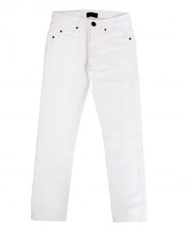 Pantalon Niña FRANKIE MORELLO Blancos