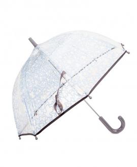 Paraguas BABY TOUS Transparente Kaos Azul