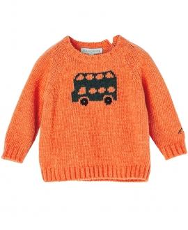 Jersey Punto Naranja NANOS Autobús