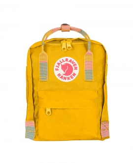 Mochila FJALLRAVEN Re-Kanken Mini Spring Green