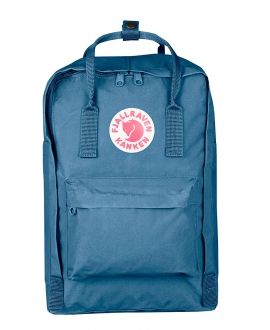 "Mochila Kanken FJALLRAVEN Laptop 15"" Blue Ridge"