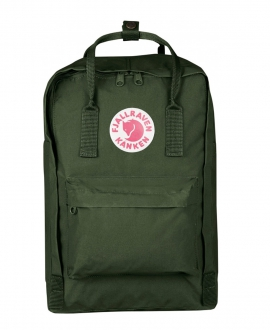 "Mochila Kanken FJALLRAVEN Laptop 15"" Forest Green"
