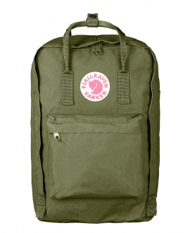 "Mochila Kanken Fjallraven Laptop 17"" Green"