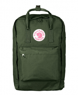 "Mochila Kanken Fjallraven Laptop 17"" Forest Green"