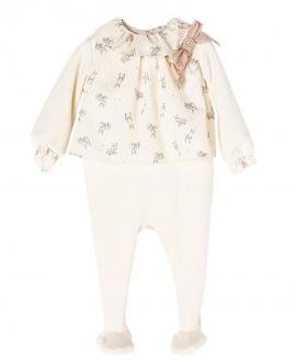 Pijama Canastilla NANOS Ardillas