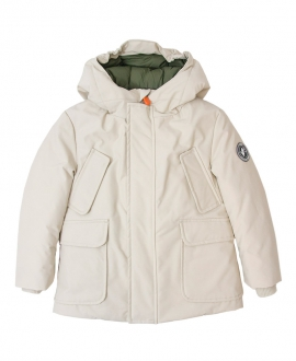 Parka Niño SAVE THE DUCK Beige