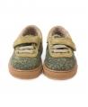 Zapatos Bebe Niño BABY TOUS Kaos Caquí