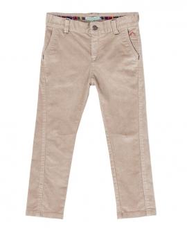 Pantalon Micropana Beige NANOS Niño